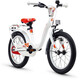 s'cool niXe 16 Childrens Bike alloy white